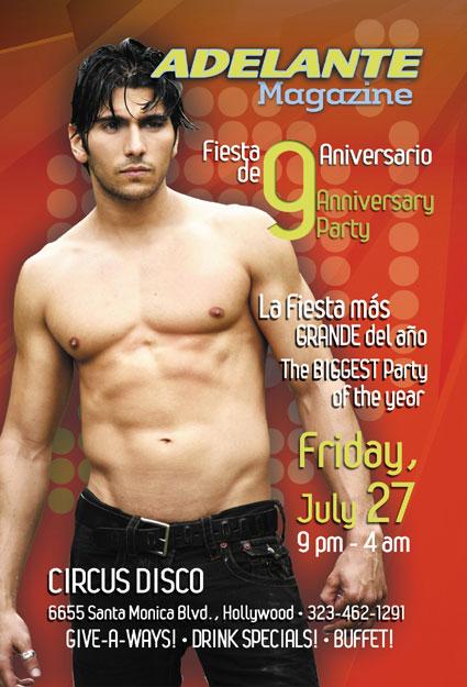Gay Latino Club 91
