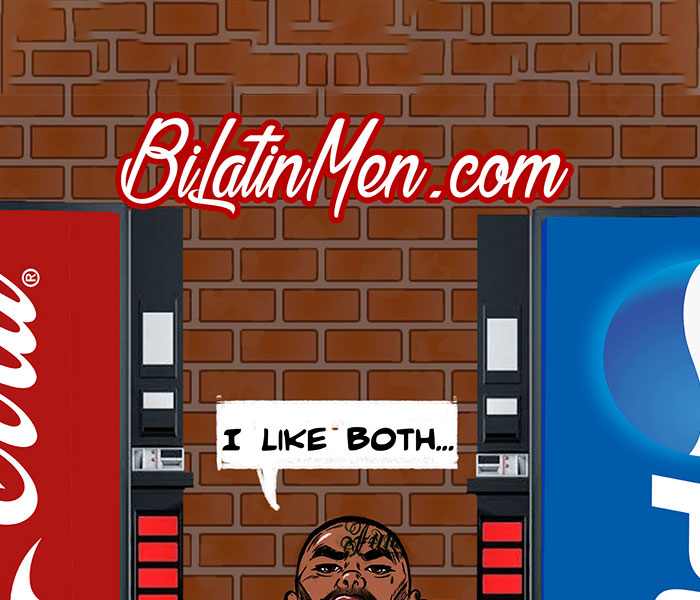 BiLatinMen Erotic Art