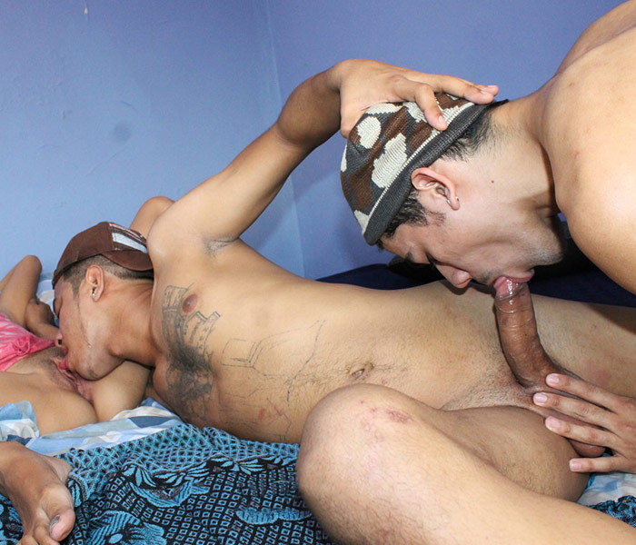 Latinos Gay