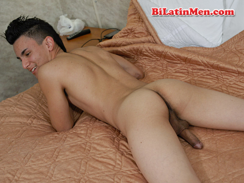 Latin gay boy