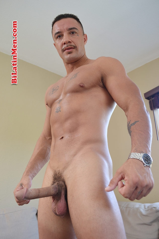 Older latino men naked mature
